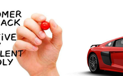 Dealership service departments are more Customer-Centric