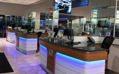 Image Perceived, Mission Achieved: An Inviting Facility Gets Customers Buzzing