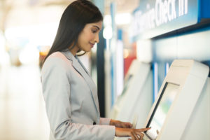 Self-service kiosks and consumers relationship